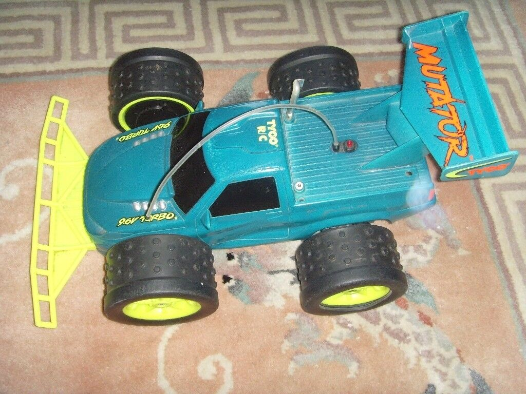 MUTATOR TURBO TOY CAR - £2