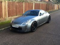 NISSAN 350Z 3.5 V6 GT PACK 2003 (53), GREAT CAR PART EXCHANGE TO CLEAR