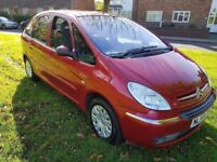 CITROEN XSARA PICASSO 1.6 DIESEL, RARE LOW MILES 63K ( ANY OLD CAR PX WELCOME )