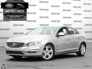 2015 Volvo S60 T5 Premier - 0.0% UpTo 60 Months - Winter Tires i