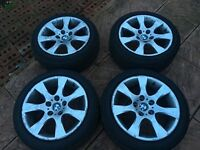 Bmw alloys R17