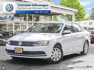 2016  JETTA TRENDLINE+ 1.4T 6-SPEED AUTOMATIC