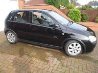 Vauxhall Corsa 1.2l Sxi 03 reg, 5 door, 73,000 miles.