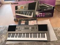 Yamaha E353 Keyboard Brand new unused