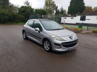 2007 PEUGEOT 207 1.4cc * 99,000 MILES, FULLY LOADED*
