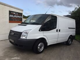 Late 2013 ford transit t280 100 swb finance available