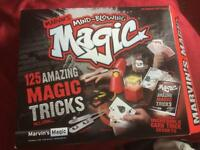 Marvins mind blowing magic
