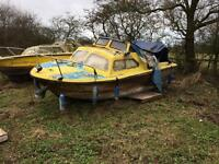 20ft cruiser project for sale