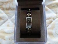 Ladys DKNY silver bracelet watch