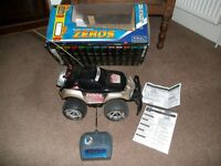 Nikko Zeros Remote Control Monster Truck, great Christmas present!