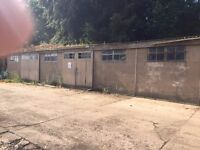 Storage Unit/Workshop For Rent approx 1200 sq ft