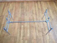 nash stainless steel 3 rod pod