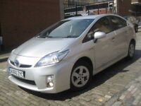 TOYOTA PRIUS 60 REG HYBRID ELECTRIC UK CAR #### PCO UBER READY #### 5 DOOR HATCHBACK