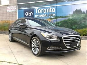 2017 Genesis G80 3.8 V6 Technology, 1Year Extended Warranty