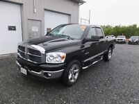 2008 Dodge Ram 1500 LEATHER! 4WD! SUNROOF! IMMACULATE!