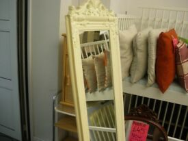 FULL LENGTH MIRROR at Haven Housing Trust's charity shop