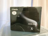 Canon EOS 1Dx body - Very good condition boxed with accessories