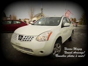 2008 Nissan Rogue S + AWD + AUCUN ACCIDENT + PROPRE!!!! (AUTO)