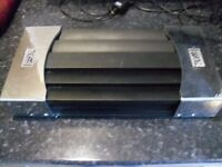 boss car amp like new £35