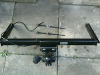 WITTER TOW BAR : for mk1 FORD FOCUS hatchback
