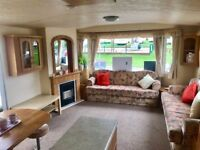 *CHEAP FAMILY HOLIDAY HOME* Static Caravan For Sale on Cresswell Towers in Northumberland (NE61 5JT)