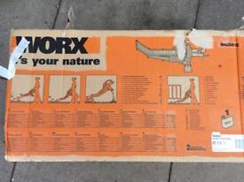 Worx 3000W leaf blower vacuum WG501E