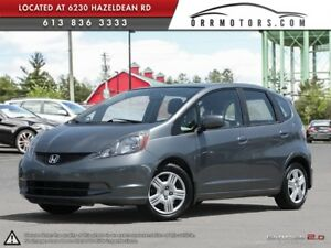 2014 Honda FIT LX 5-Speed MT