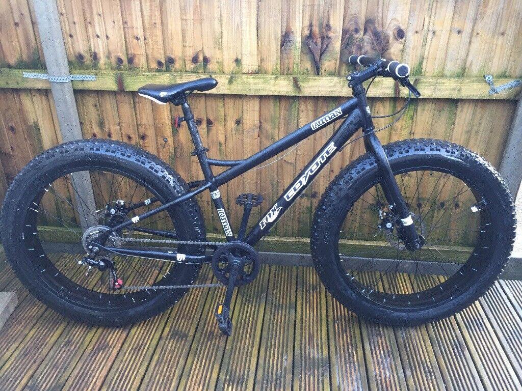 Fatman Bike Big Wheels 26 X 4 Quot Fat Bike In Colchester