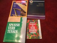 GCSE Spanish Course Books