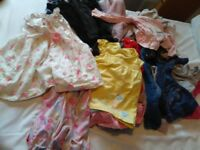 bundles of girls clothes 1-2 & 3-4 yrs