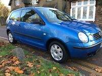VW polo twist sdi diesel 2005 lovely car,very reliable and economical 70mpg! AA/rac welcome!