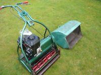 Webb 24 inch petrol lawnmower