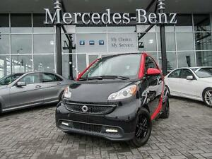 2013 Smart fortwo passion cpé Edition Limited 8 Sharpred