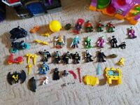 Imaginext Toy Collection Batman and Robin