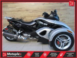 2008 Can-Am Spyder GS SE5 59$/SEMAINE