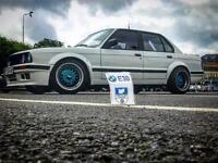 BMW e30 Diesel LHD