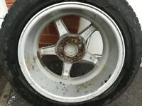 Alloy wheel 16inch used