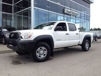 2014 Toyota Tacoma V6 4X4 DOUBLE CAB 1 OWNER TOYOTA CERTIFIED