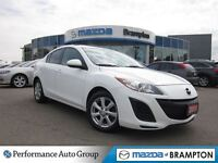 2011 Mazda MAZDA3 GS, Bluetooth, Lease Buy Out