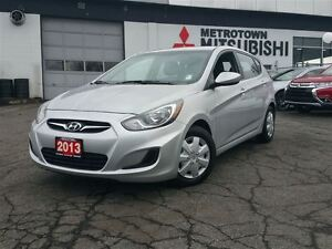 2013 Hyundai Accent GL; Local, LOW KM