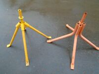 belle cement mixer stands