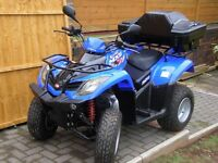 Kymco Quad MXU 250.