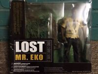 "McFarlane Toys 6"" LOST Series 2 with sound & props - Mr. Eko"