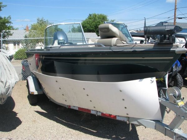 2005 Lund Boat Co 1700 Fisherman