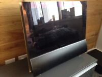 2 Bang and Olufsen Beovision Televisions with remote