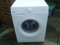 gorenji 6kg 1200 spin washer not old a+