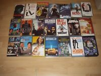 A good selection of Action Vidio Films