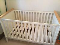 John Lewis nursery furniture set