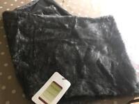 Brand new faux fur wrap