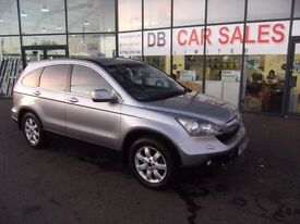 2007 07 HONDA CR-V 2.0 I-VTEC ES 5D 148 BHP **** GUARANTEED FINANCE **** PART EX WELCOME